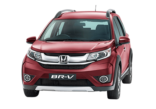 Honda BR-V Front Angle View Exterior Picture