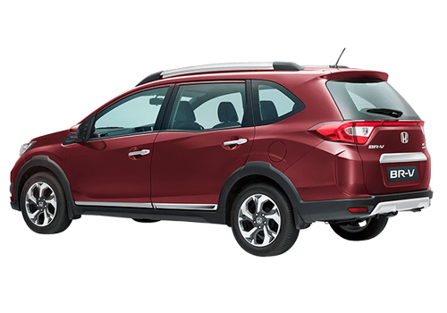 Honda BR-V Cross Side View Exterior Picture