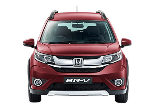 Honda BR-V Front View Exterior Picture