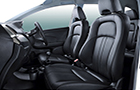 Honda BR-V Front Seats Picture