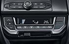 Honda BR-V Front AC Controls Picture