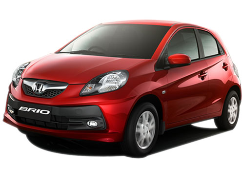 Honda Amaze Side View Picture
