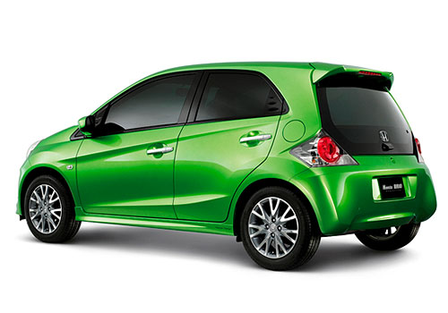 Honda Brio Cross Side View Exterior Picture