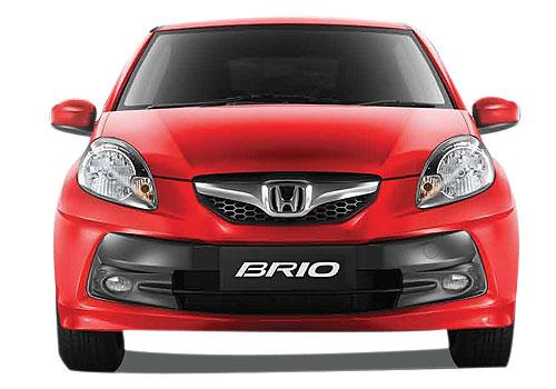 Honda Brio Front View Picture