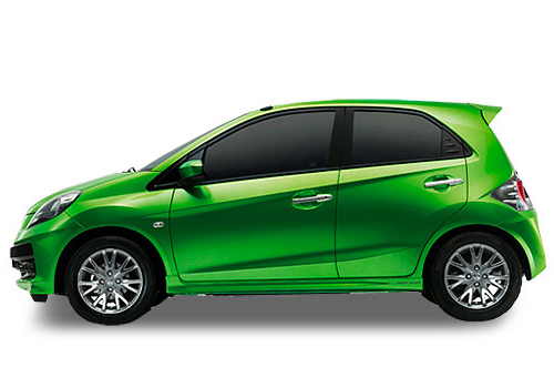 Honda Brio Front Angle Side View Exterior Picture