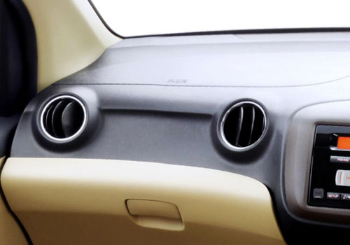 Honda Brio Side AC Control Interior Picture