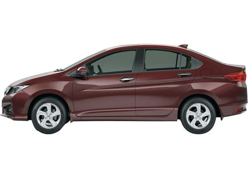 Honda City Rear View Exterior Picture