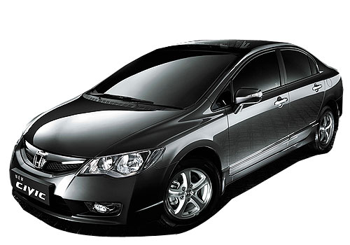 Honda Civic 1.8 V AT Sunroof