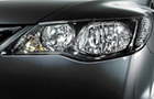 Honda Civic Head Light Picture
