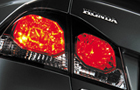 Honda Civic Tail Light Picture