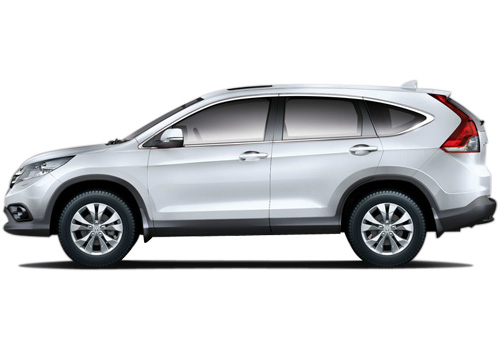 Honda CR-V Pictures