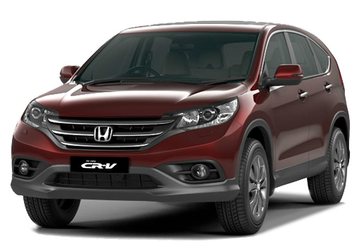 Honda CR-V Front View Side Picture