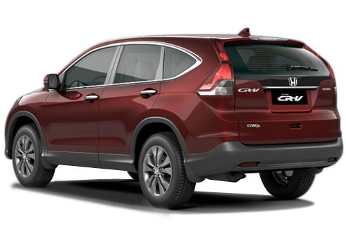 Honda CR-V Cross Side View Exterior Picture