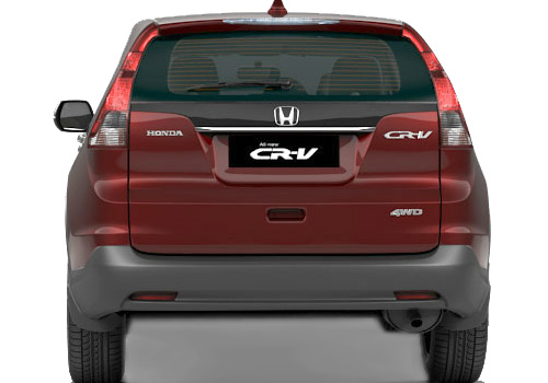 Honda CR-V Rear View Exterior Picture