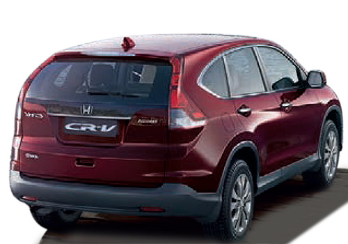 Honda CR-V Front Side View Exterior Picture