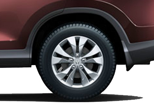 Honda CR-V Wheel and Tyre Exterior Picture