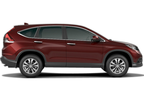 Honda CR-V Side Medium View Exterior Picture