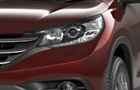 Honda CR-V Headlight Picture