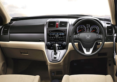 Honda CR-V Dashboard Picture