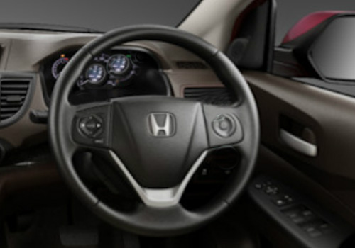 Honda CR-V Steering Wheel Picture