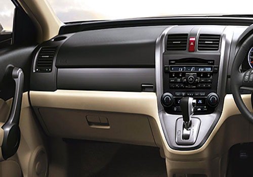 Honda CR-V Side AC Control Interior Picture