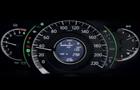 Honda CR-V Tachometer Picture