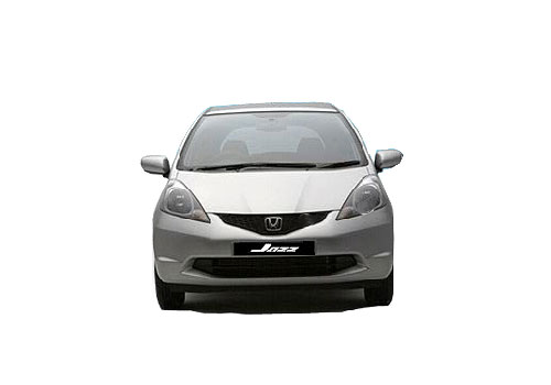 Honda Jazz Front View Exterior Picture