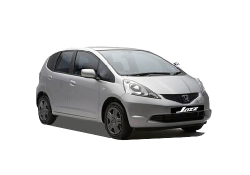 Honda Jazz Front Low Angle View Exterior Picture