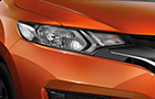 Honda Jazz Headlight Picture