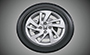 Honda Jazz Wheel and Tyre