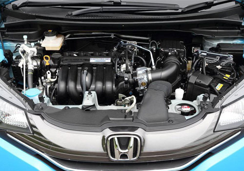 Honda Jazz engine picture