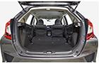 Honda Jazz Boot Open Picture