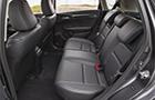 Honda Jazz Rear Seats Picture