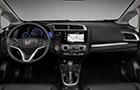 Honda Jazz Dashboard Cabin Picture