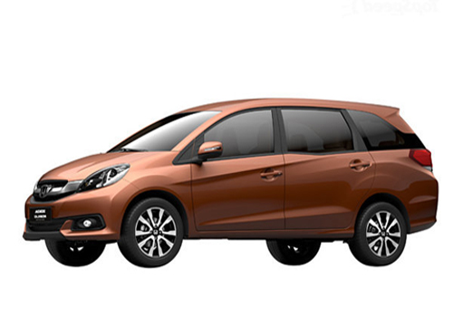 Honda Mobilio Front View Side Picture