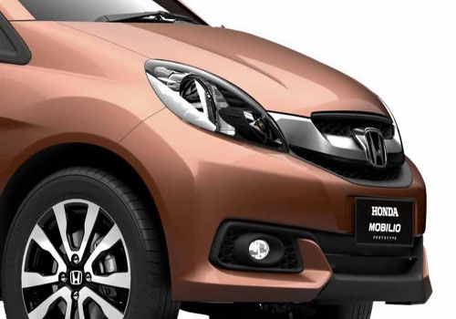 Honda Mobilio Cross Side View Exterior Picture
