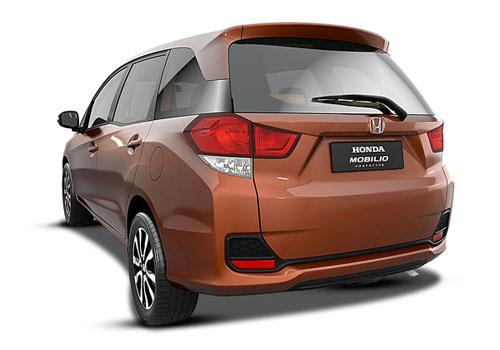 Honda Mobilio Rear View Exterior Picture Carkhabri Com