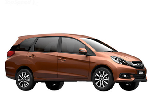 Honda Mobilio Front Low Angle View Exterior Picture