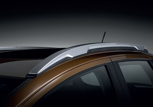 Honda WR-V Roof Rail Exterior Picture