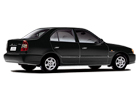 Hyundai Accent in Black Color