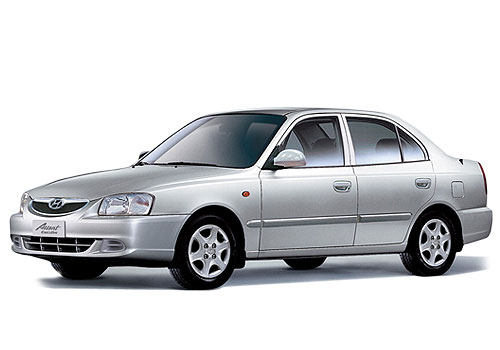Hyundai Accent Executive CNG