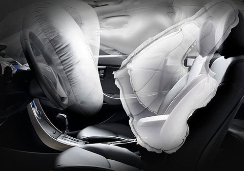 Hyundai Avante Airbag Picture