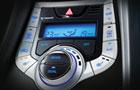 Hyundai Avante Rear AC Control Picture