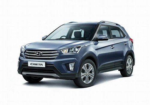 Hyundai Creta 1.6 SX Plus