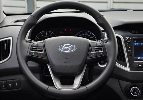 Hyundai Creta Steering Wheel Picture