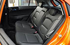 Hyundai Creta Rear Seats Picture