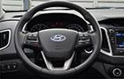 Hyundai Creta Central Control Picture
