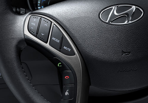 Hyundai Elantra Pictures