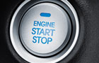 Hyundai Elantra Engine Start and Stop Picture