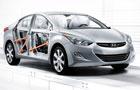 Hyundai Elantra Airbags Pictures
